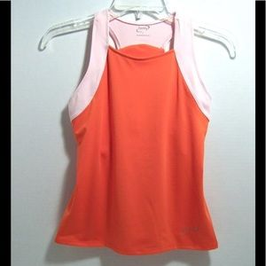 TERRY Small Sleeveless Top Built In Bra